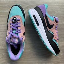 Nike Air Max 1 NK Day (GS) Have A Nike Day AT8131-001 6.5y New