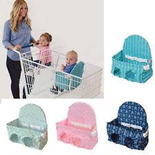 Foldable Baby Shopping Cart Cushion Toddler Kids Trolley Chair Seat Mat