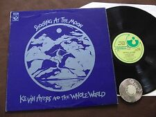 LP Kevin Ayers And The Whole World Shooting At The Moon UK 1970 A2/B2 | EX