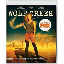 Wolf Creek The Complete First Series 5060000702491 With Robert Taylor Blu-ray