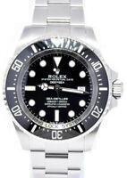 NEW Rolex Oyster Perpetual Deepsea 44mm Steel/Ceramic B&P '20 126660