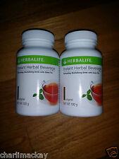 Herbalife Instant Herbal Beverage Tea 100g x 2 Bottles Original EXP: 10/2018