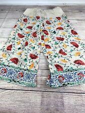 $19 Hot Deal compare $45 Phulkari Sharara Palazzo Pants with Handwork