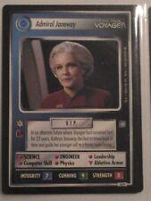 Star Trek ccg M/NM All Good Things complete 41 card set