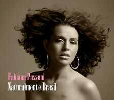 NATURALMENTE BRASIL CD  by Fabiana Passoni