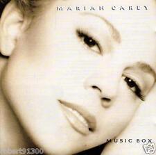 CD audio.../...MARIAH CAREY.../...MUSIC BOX....