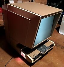 RARE VINTAGE 3M 800 MICROFICHE READER PRINTER *WORKS*