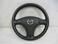 Volante Volante Multifunzione Volante IN Pelle Mazda 6 Hatchback ( Gg ) 2.0 Di