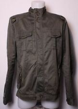 Ted Baker Cotton Button Regular Size Coats & Jackets for Men