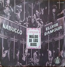"""Waldo De Los Rios - Nabucco - Vinyl 7"""" 45T (Single)"""