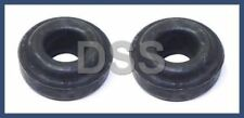 Mercedes W108 W109 Genuine Trailing Arm Bushing Rear Front Set of 2 + Warranty