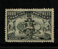 Azores SC# 77, Mint Hinged - S3195