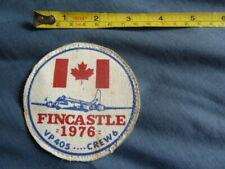 More details for royal canadian air force, vp.405 crew 6, fincastle 76, cloth patch