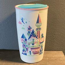 2020 Disney Parks Disneyland Starbucks Happiest Place on Earth Ceramic Tumbler