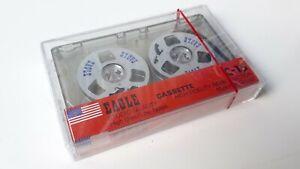 Eagle C-15 Metal Reel to Reel Ferric Blank  Audio Cassette Tape - NEW & SEALED