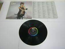 RECORD ALBUM TINA TURNER PRIVATE DANCER 553