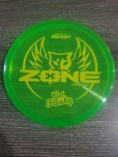 New Discraft Cryztal Flx Zone Get Freaky 174g Broadie Smith
