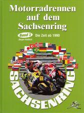 Kießlich: Motorradrennen auf dem Sachsenring Band 2 Geschichte/Rennstrecke/Buch