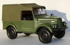 1/43 Gaz 69a Jeep Deagostini Poland Warsaw design