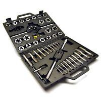 Metric 45pc large Tap And Die Set Rethreading / Rethreader Tool M6 - M24 AT222