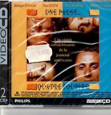 RARE VIDEO CD UNE PAUSE..QUATRE SOUPIRS
