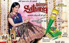 2 BOX Satrang Henna Mehndi Cone Natural Herbal kit Body Art bridal Mehandi desig