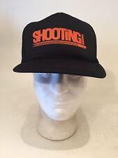 Shooting Times Magazine Promo Giveaway Black Baseball Hat Cap SnapBack Guns Ammo