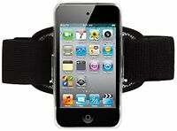 iClear with Armband Sport  BLACK Case  for iPod Touch 4G by Griffin GB01953