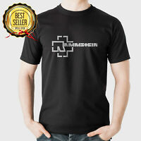 Limited New 17. 21Rammstein Europe Stadium Logo 2021 Tour Dates Gildan T Shirt