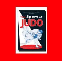☆MARTIAL ARTS BOOK: THE SPORT OF JUDO AS PRACTICED IN JAPAN'56-KIYOSHI KOBAYASHI