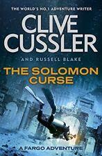 The Solomon Curse: Fargo Adventures #7 by Clive Cussler 0718179897