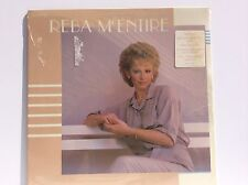 REBA McENTIRE (***SEALED) vinyl LP ~ WHAT AM I GONNA DO ABOUT YOU Promo sticker