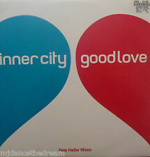 "INNER CITY - Good Love ~ 12"" Single PS MIXES"