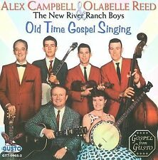 ALEX CAMPBELL, Old Time Gospel Singing-Boys, New River Ranch, CD, NEW SEALED