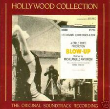 Blow-Up- 1966-Original Movie Soundtrack CD