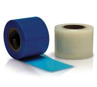 "Optimus Barrier Film 4""x 6"" x 1200 Sheet– Clear 4 rolls Dental or Tattoo"
