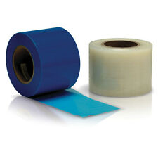 "Optimus Barrier Film 4""x 6"" x 1200 Sheet– Blue 5 rolls Dental or Tattoo"