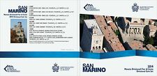 **San Marino  - BU SET 2014  - 0,01  -- 2 euro / 8 munten** - In Stock!