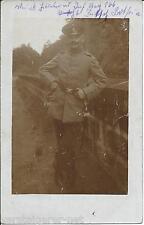 IV Rekruten-Depot , II Ers.-Batl. Inft. Regt. H. No. 166 Fotokarte 1915
