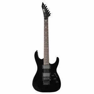 ESP LTD KH-202 Kirk Hammett Signature  - Black Electric Guitar