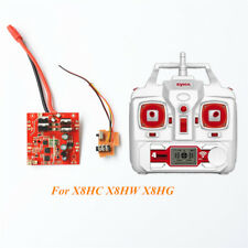 Remote Controller + Receiver Board for Syma X8HC X8HW X8HG RC Quadcopter