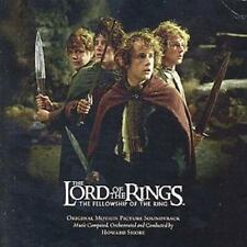 Howard Shore : The Lord Of The Rings: ORIGINAL MOTION PICTURE SOUNDTRACK;The