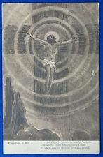 PARADISO cantico XIV  Divina Commedia illustrata viaggiata  1942  f/p#1812