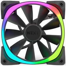 NZXT Aer RGB140 & HUE+ RF-AR140-C1 140mm Bundle Pack Aer RGB Fans with HUE+