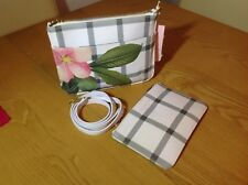BNWT ,Ted Baker Convertible AGATHA X-body Shoulder Bag ,Clutch ,Stunning Bag,