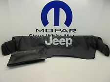 07-18 Jeep Wrangler JK 2 Door Cab Cover Roof Factory Mopar Genuine OEM New