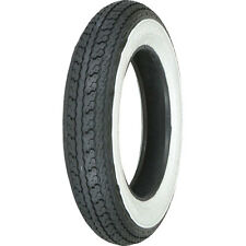 3.50-8 Shinko SR550 Front/Rear White Wall Scooter Tire
