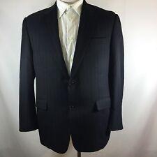 Hickey Freeman Madison Sport Jacket Blazer 42S 2-Button Loro Piana Single Vent