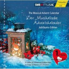 Various Artists - Musical Advent Calendar: Jubilee Edition / Various [New CD]