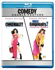 Miss Congeniality / Miss Congeniality 2: Armed and Dangerous [New Blu-ray] Ac-